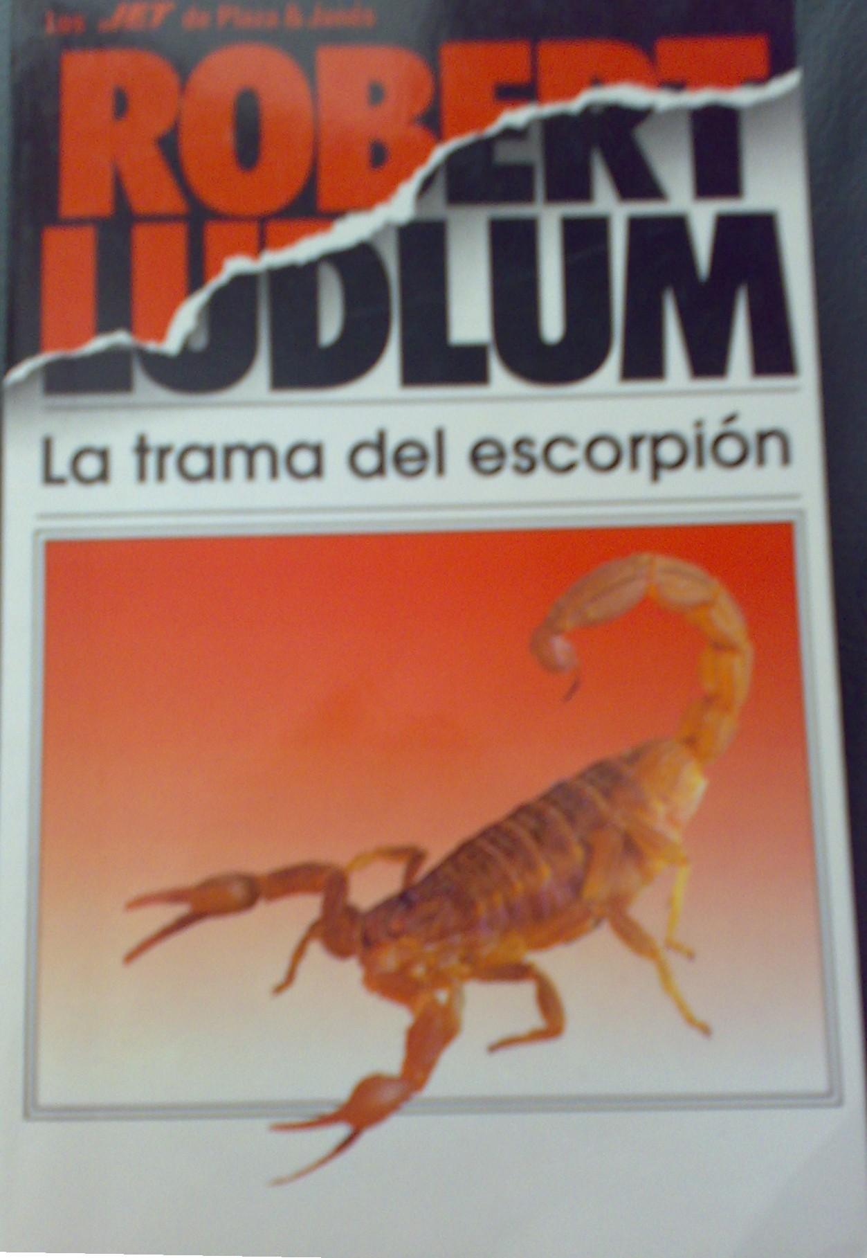 La trama del escorpi...