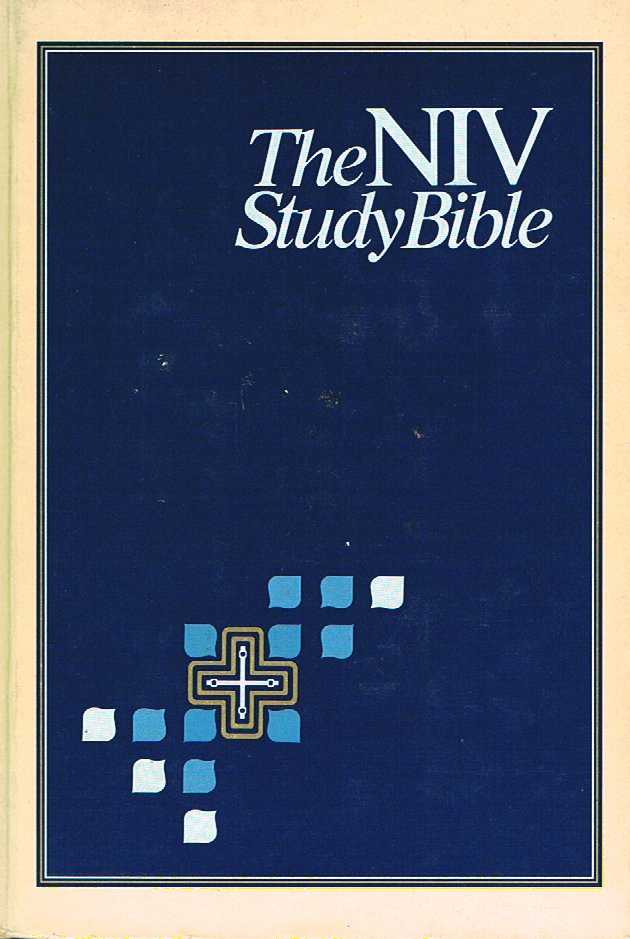 The Niv Study Bible, New International Version