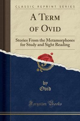 A Term of Ovid