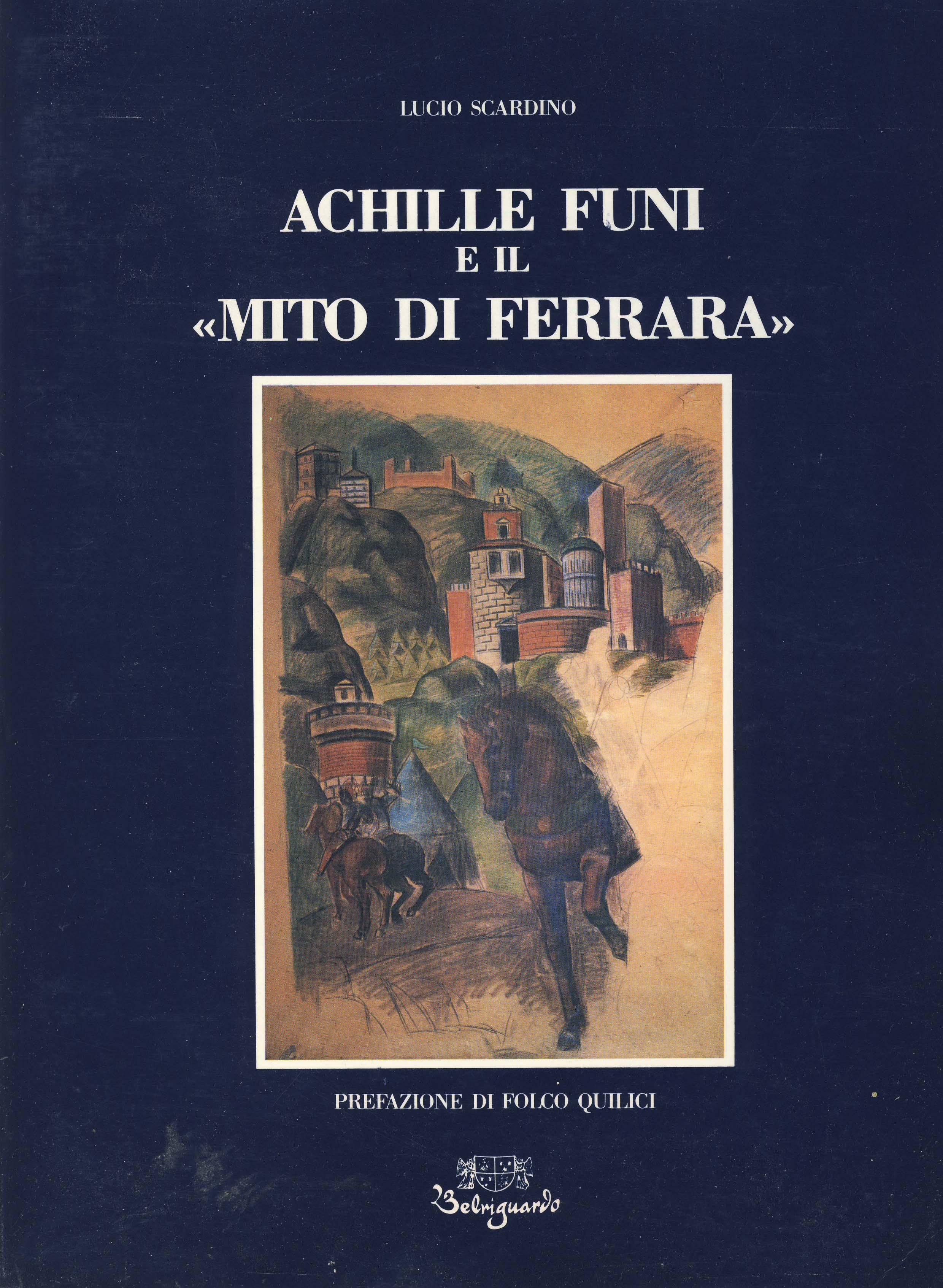 """Achille Funi e il """"m..."""