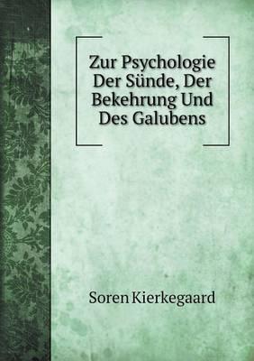 Zur Psychologie Der ...