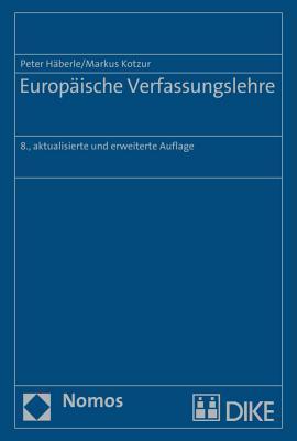Europaische Verfassungslehre