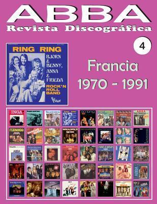 Abba Revista Discográfica Francia 1970-1991
