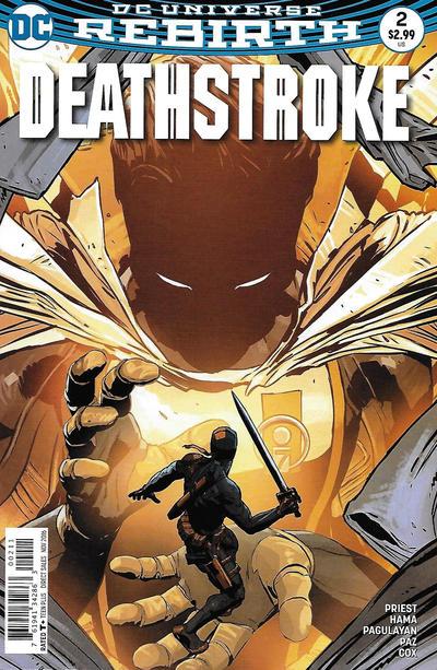 Deathstroke Vol.4 #2