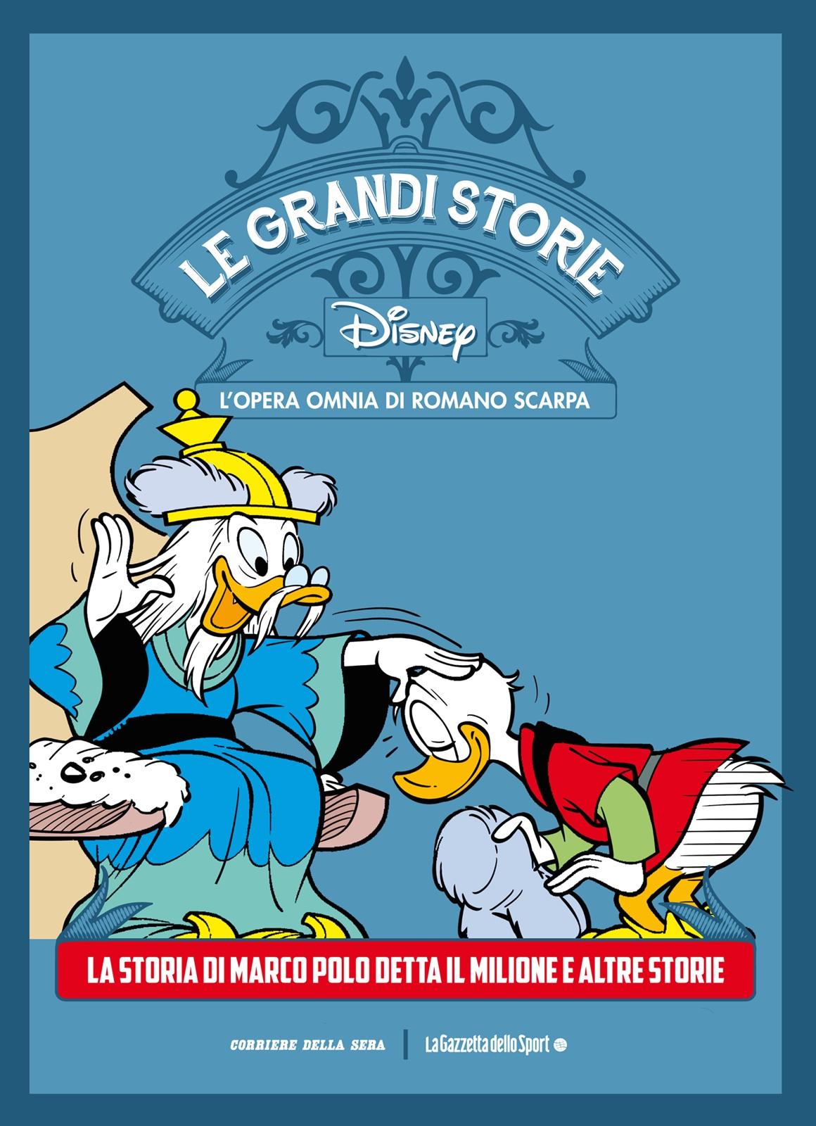 Le grandi storie Disney - L'opera omnia di Romano Scarpa vol. 37