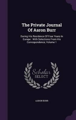 The Private Journal ...