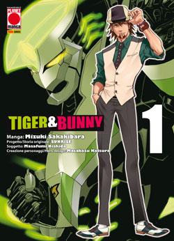 Tiger & Bunny vol. 1