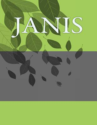Janis Write in Book