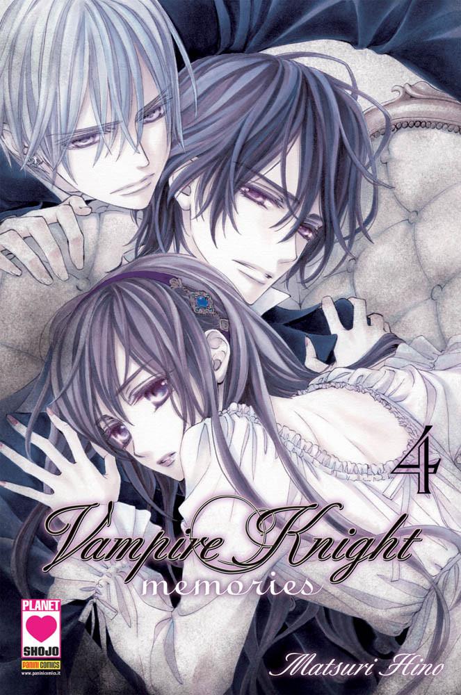 Vampire Knight Memories vol. 4