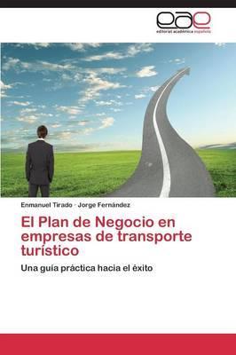 El Plan de Negocio en empresas de transporte turístico