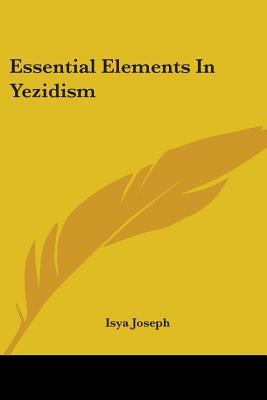 Essential Elements in Yezidism