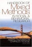 Handbook of Mixed Methods Social and Behavioral Research