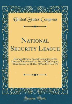 National Security League