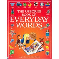 The Usborne Book of Everyday Words