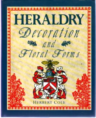 Heraldry, decoration and floral forms
