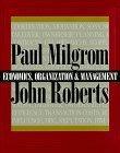 The Economics, Organization and Management
