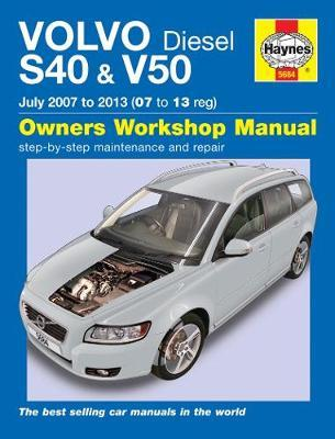 Volvo S40 & V50 Diesel Owners Workshop Manual