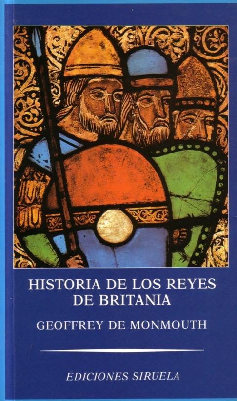 Historia de los reyes de Britania