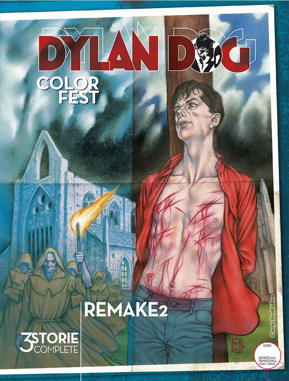 Dylan Dog Color Fest n. 22