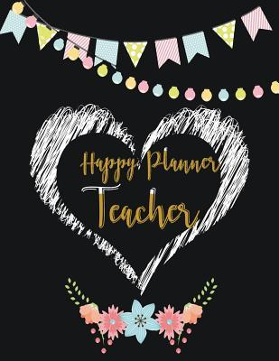 Happy Planner Teacher
