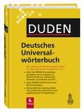 Duden Deutsches Universal Worterbuch