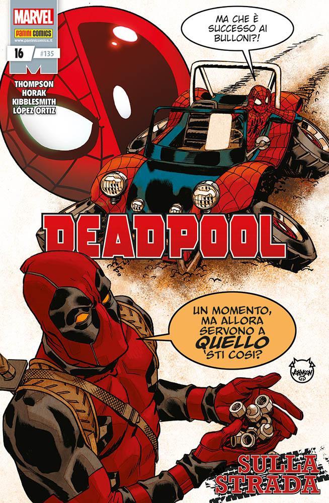 Deadpool n. 135