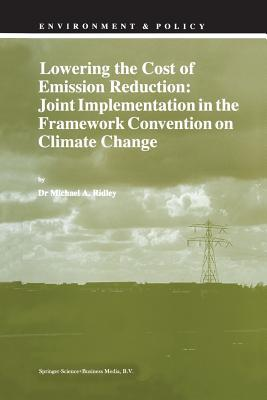 Lowering the Cost of Emission Reduction