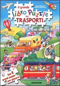 Il grande libro puzzle dei trasporti