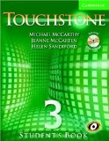 Touchstone Student's Book 3 with Audio CD/CD-ROM