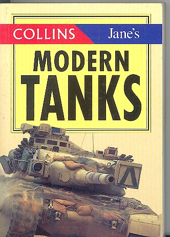 Collins/Jane's Modern Tanks