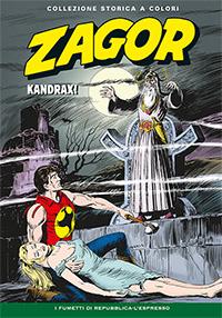 Zagor collezione storica a colori n. 96