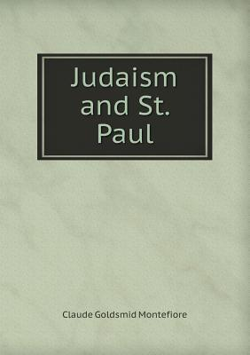 Judaism and St. Paul