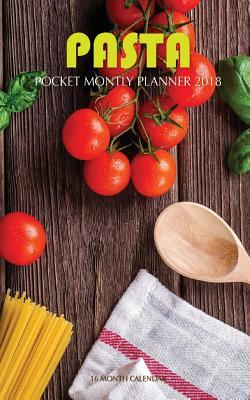 Pasta 2018 Pocket Monthly Planner