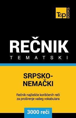 Srpsko-Nemacki tematski recnik - 3000 korisnih reci