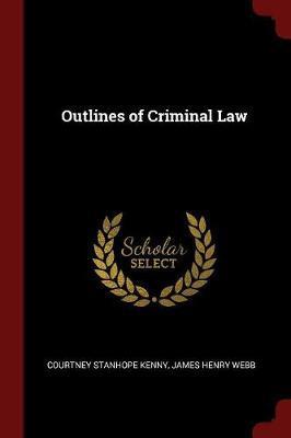 Outlines of Criminal...