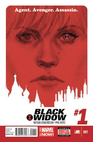 Black Widow Vol.5 #1