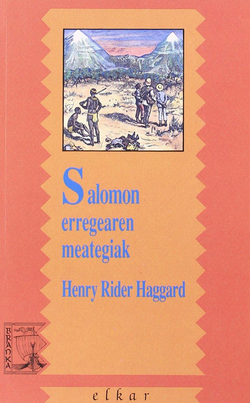 Salomon erregearen meategiak