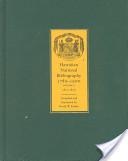 Hawaiian National Bibliography 1780-1900