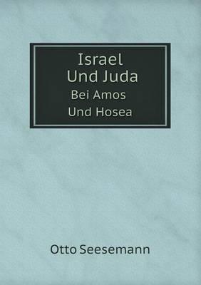 Israel Und Juda Amos Und Hosea