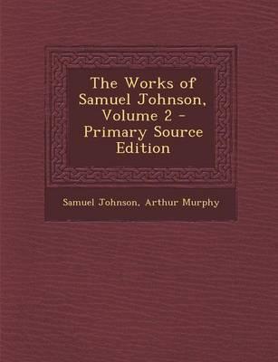 The Works of Samuel Johnson, Volume 2