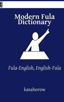 Modern Fula Dictiona...