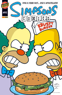 Simpsons Comics n. 91