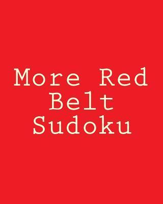 More Red Belt Sudoku