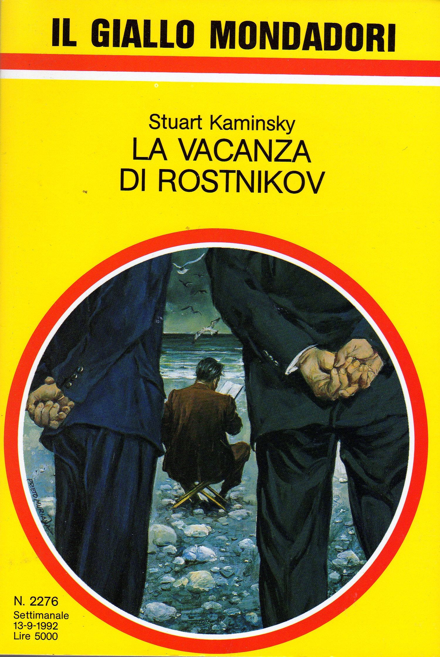 La vacanza di Rostnikov