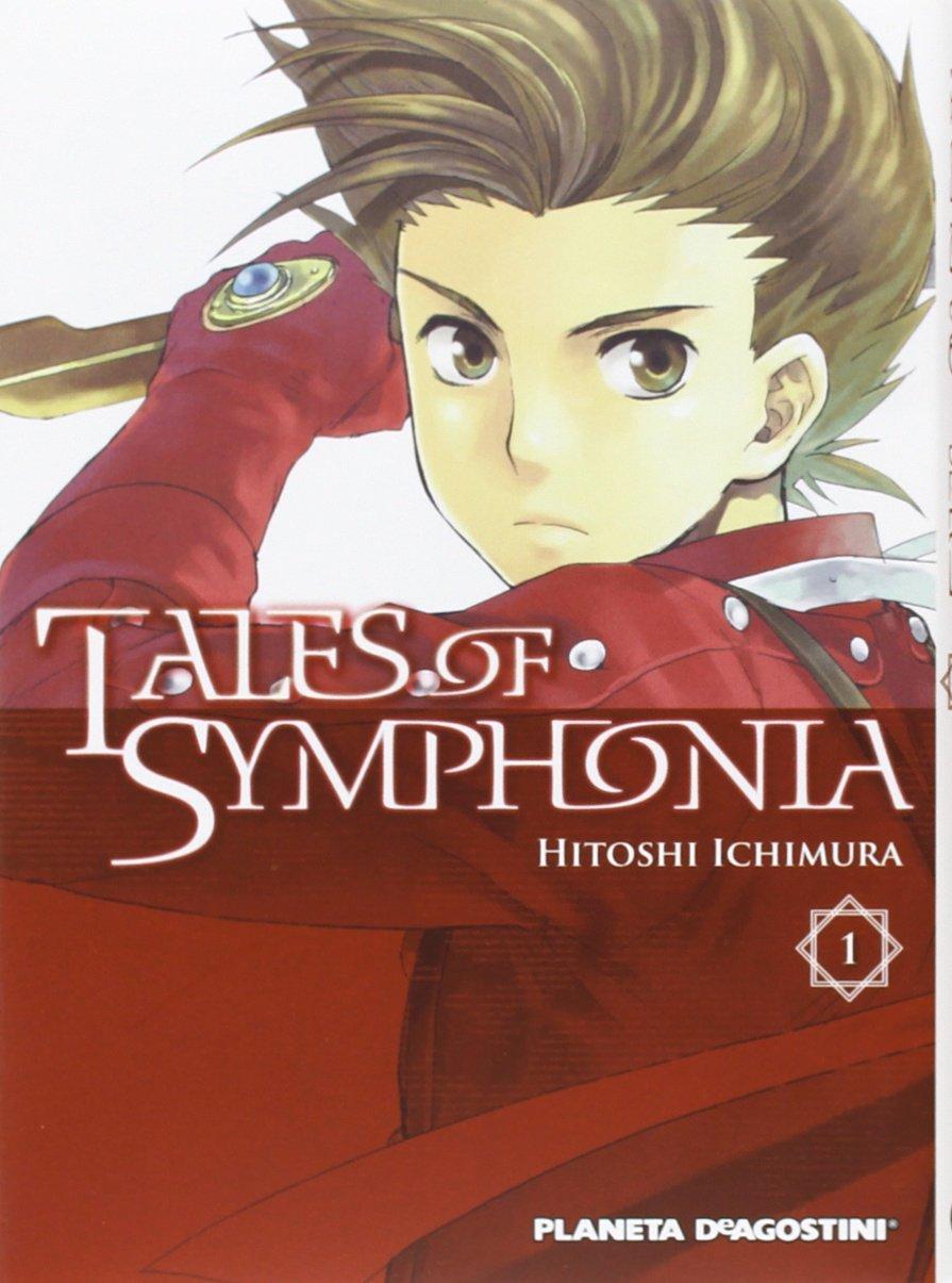 Tales of Symphonia #1 (de 5)