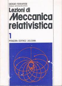 Lezioni di meccanica relativistica [1]
