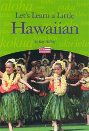 Let's Learn a Little Hawaiian