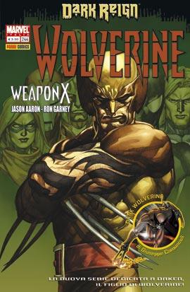 Wolverine n. 244