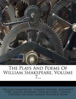 The Plays and Poems of William Shakspeare, Volume 7...