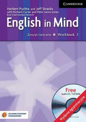 English in Mind Level 3 Workbook with Audio CD/CD-ROM Polish Exam Edition